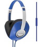 Наушники Koss UR23iB Over-Ear Mic Blue (195190.101)