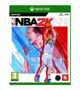 Игра NBA 2K22 (Xbox One, Английская версия)