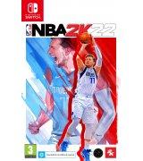 Игра NBA 2K22 (Nintendo Switch, Английская версия)