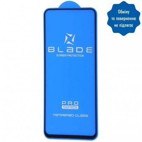 Защитное стекло Blade Pro Full Glue для Xiaomi Redmi Note10 5G/Poco M3 Pro Black