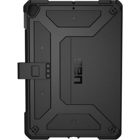 Чехол UAG для Apple iPad 10.2 (2019/2020) Metropolis Black (121916114040)