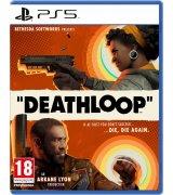 Игра Deathloop (PS5, Русская версия)