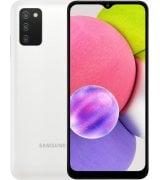 Samsung Galaxy A03s 3/32Gb White (SM-A037FZWDSEK)