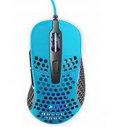 Мышь игровая Xtrfy M4 RGB USB Miami Blue (XG-M4-RGB-BLUE)