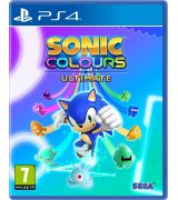 Игра Sonic Colors: Ultimate (PS4, Русская версия)