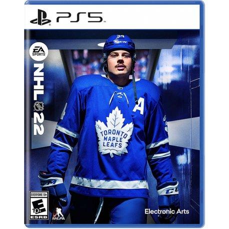 Игра NHL 22 (PS5, Русские субтитры)