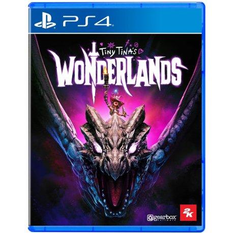 Игра Tiny Tina's Wonderlands (PS4, Русские субтитры)