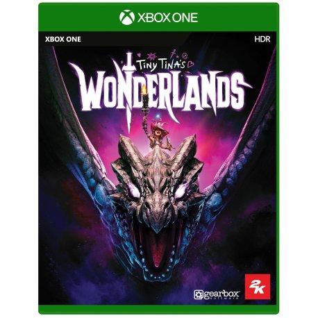 Игра Tiny Tina's Wonderlands (Xbox One, Русские субтитры)