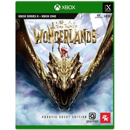 Игра Tiny Tina's Wonderlands (Xbox Series X, Русские субтитры)