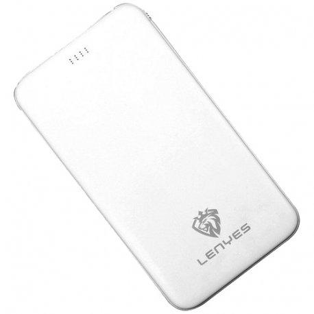 Внешний аккумулятор Lenyes X22 PowerBank 6000 White