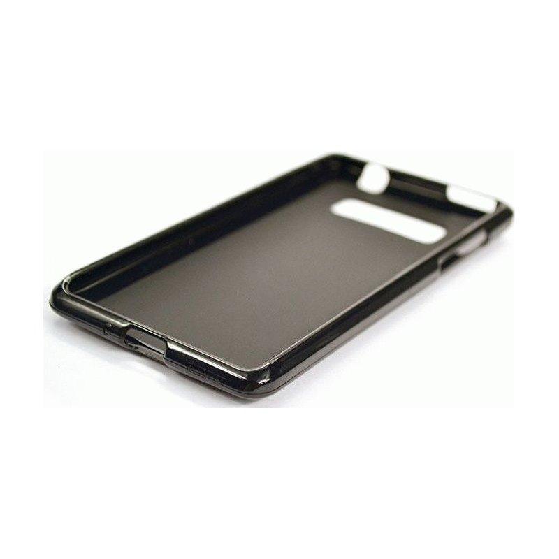 TPU накладка Melkco Poly Jacket для HTC Desire 600 Black