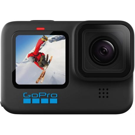 Видеокамера GoPro HERO10 Black (CHDHX-101-RW)