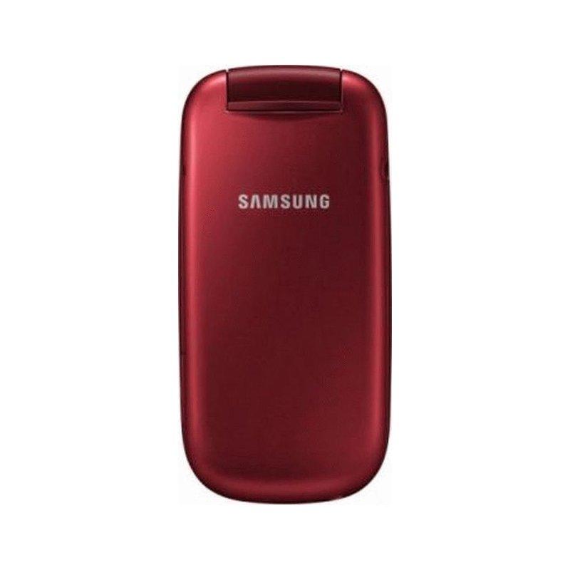 Samsung E1272 Garnet Red