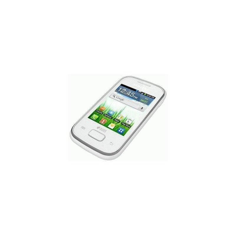 Samsung Galaxy Pocket S5303 White