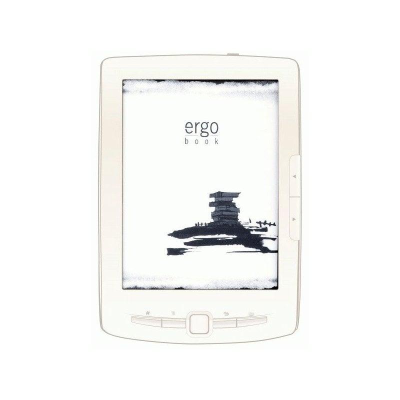 ERGO Book 0607 Ivory