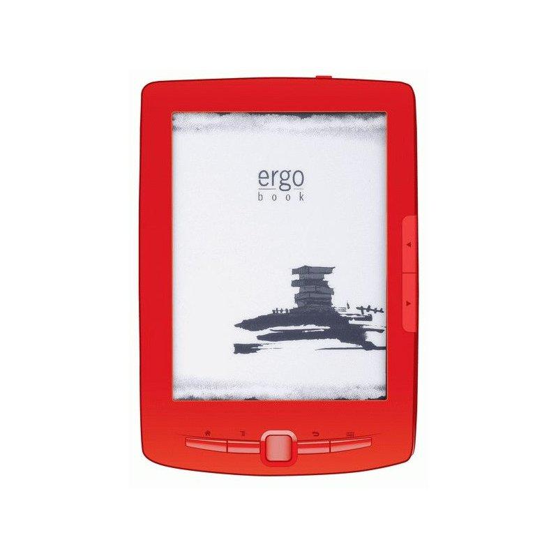 ERGO Book 0607 Red
