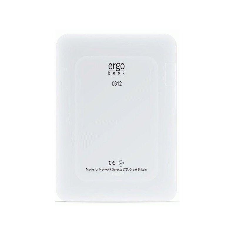 ERGO Book 0612 White