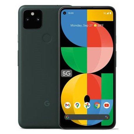 Google Pixel 5a 5G 6/128GB Mostly Black