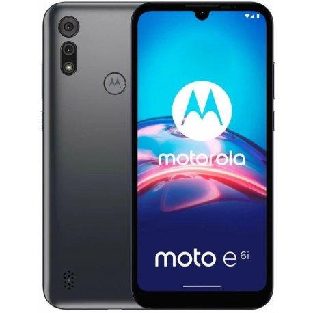 Motorola E6i 2/32 GB Meteor Grey