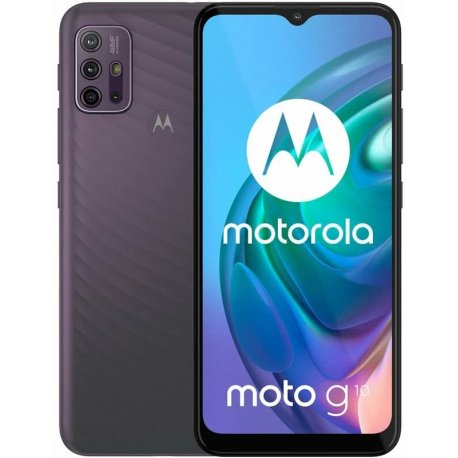 Motorola G10 4/64 GB Aurora Gray