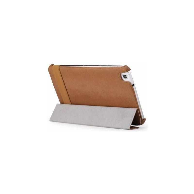 Чехол Rock Texture для Samsung Galaxy Tab 3 8.0 T3100/T3110 Coffe