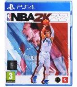 Игра NBA 2K22 (PS4, Английская версия)
