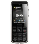 Philips Xenium X333 Dual Sim Black
