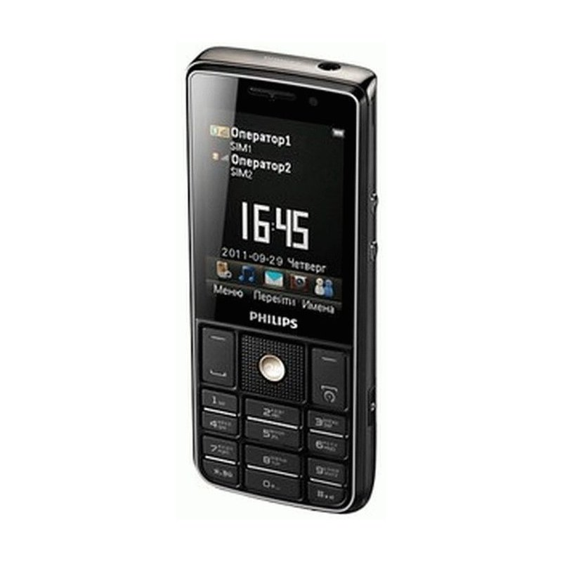 Philips Xenium X623 Dual Sim Black