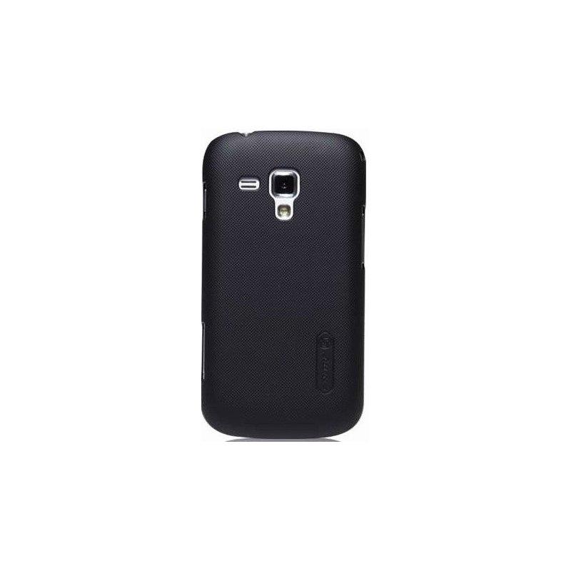 Nillkin Frosted для Samsung Galaxy S Duos S7562 Black