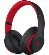 Beats Studio3 Wireless Over-Ear Headphones Defiant Black-Red (MX422)