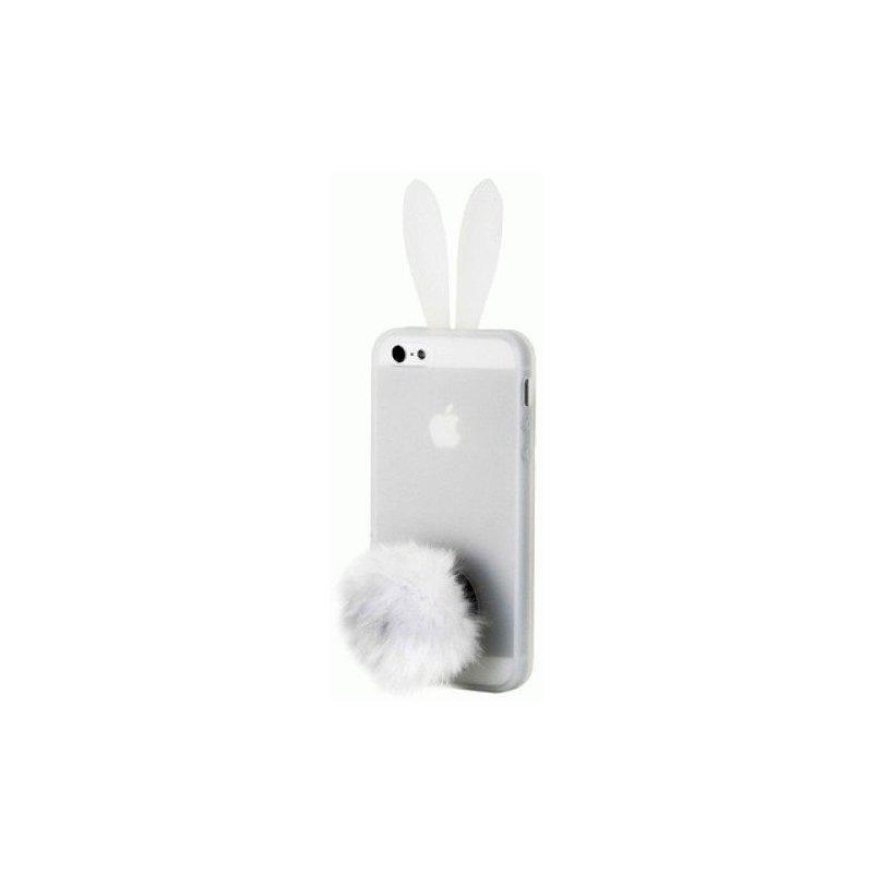 Rabito cover case для iPhone 5 White
