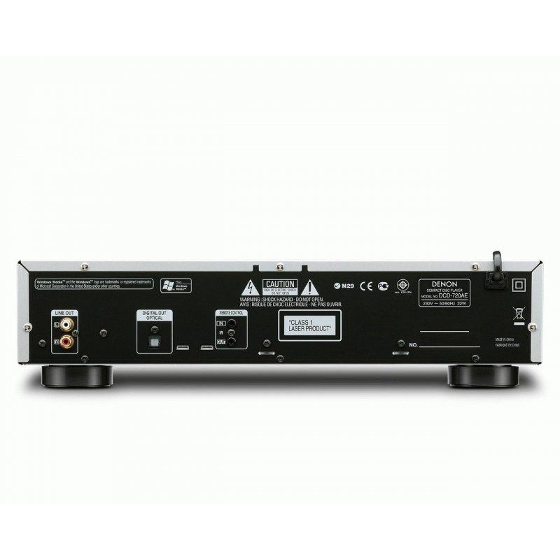 Denon DCD-720 AE Silver