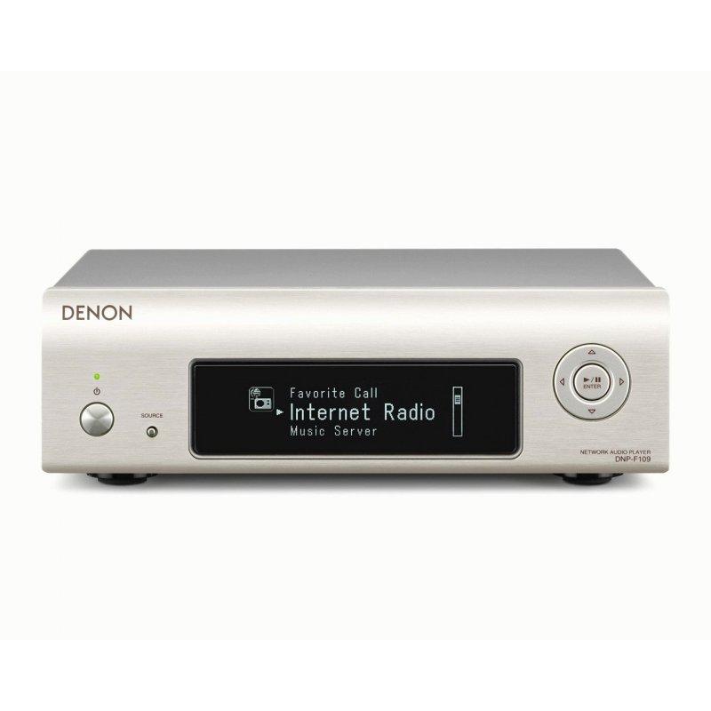 Denon DNP-F109 Silver