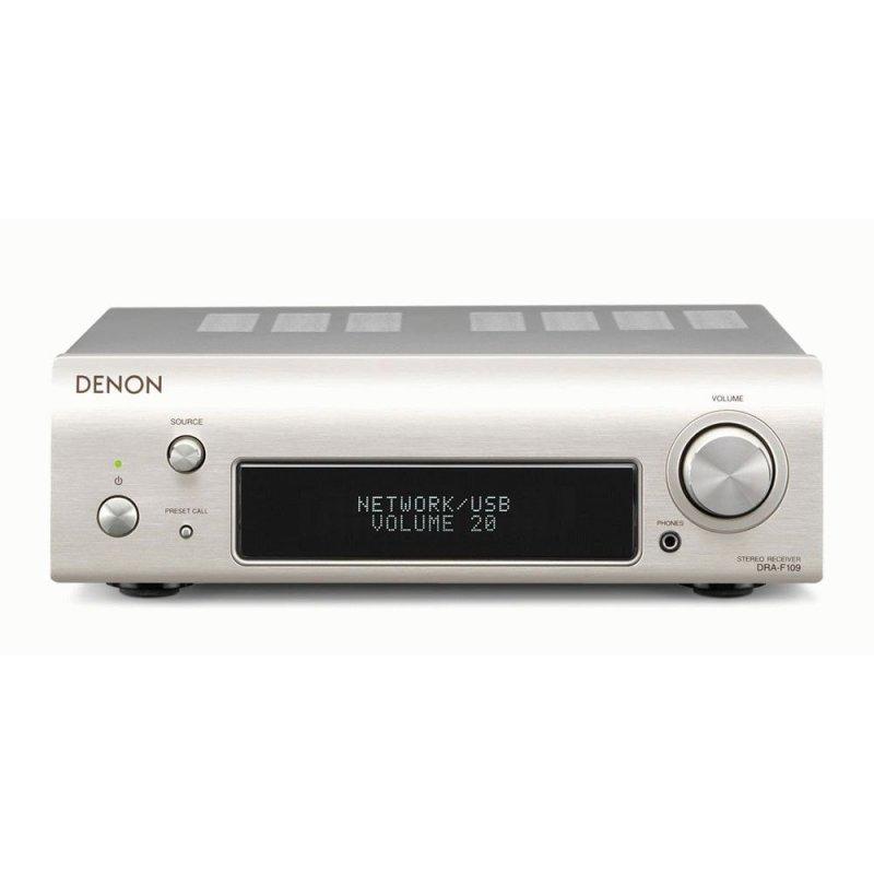 Denon DRA-F109 Silver