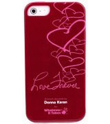 Whatever It Takes Premium Gel Shell Donna Karan накладка для IPhone 5 Red