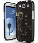 Whatever It Takes Premium Gel Shell George Clooney накладка для Samsung Galaxy S3 i9300 Black