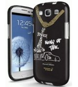 Whatever It Takes Premium Gel Shell Pharell Williams накладка для Samsung Galaxy S3 i9300 Black