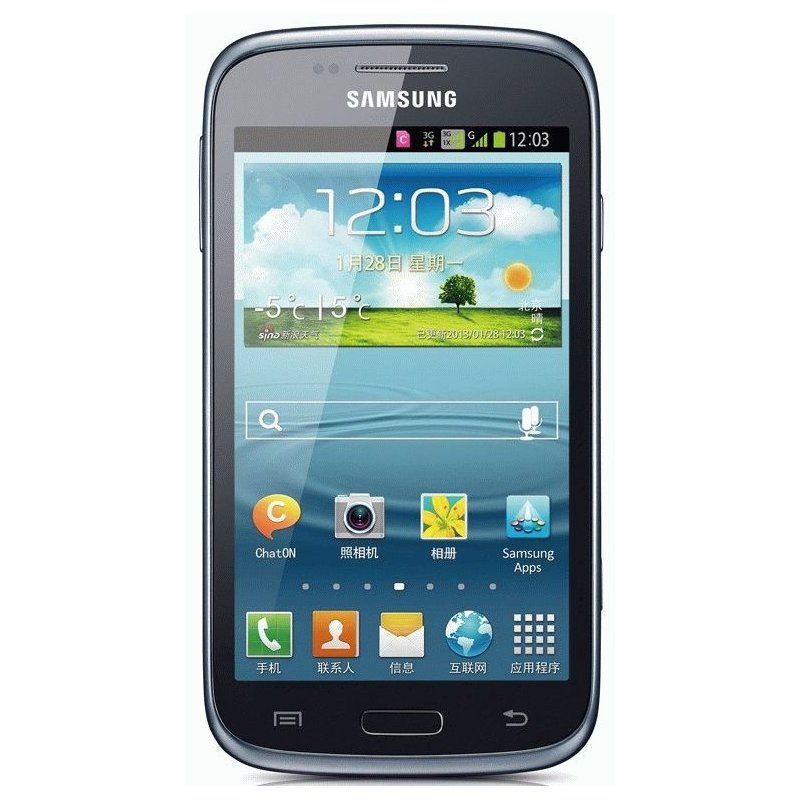 Samsung i829 Galaxy Style GSM+CDMA Blue