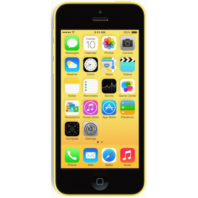 Apple iPhone 5C 8Gb CDMA Yellow