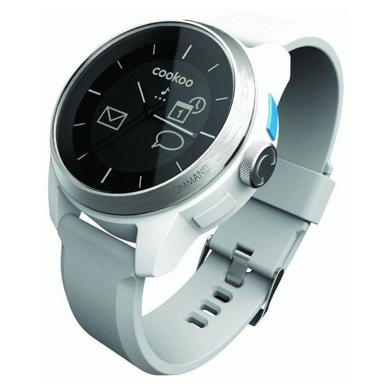 Часы COOKOO Watch White