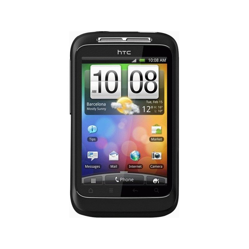 HTC Wildfire S CDMA Black