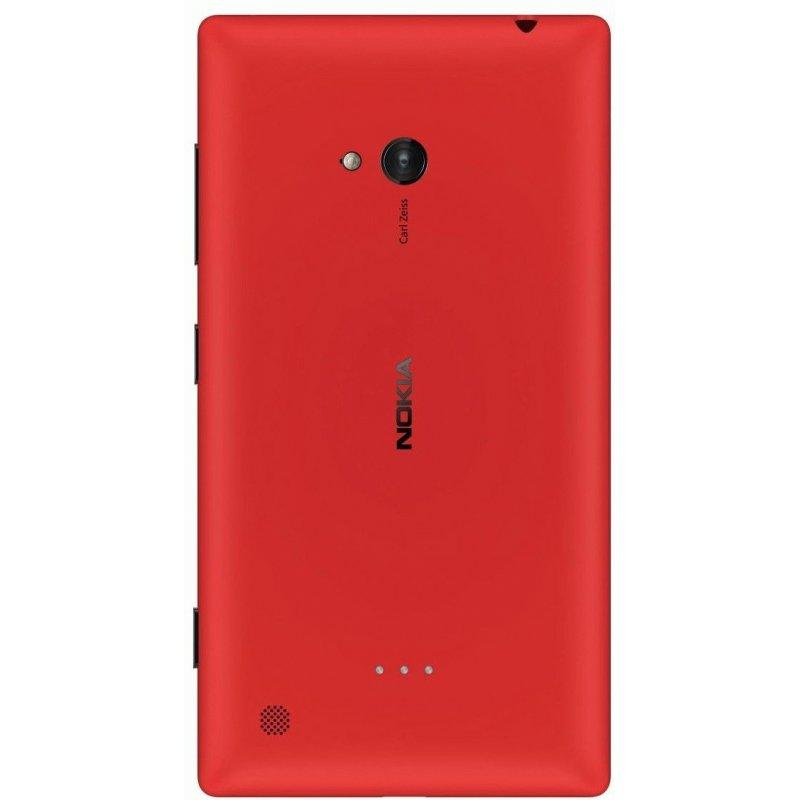 Nokia Lumia 720 Red