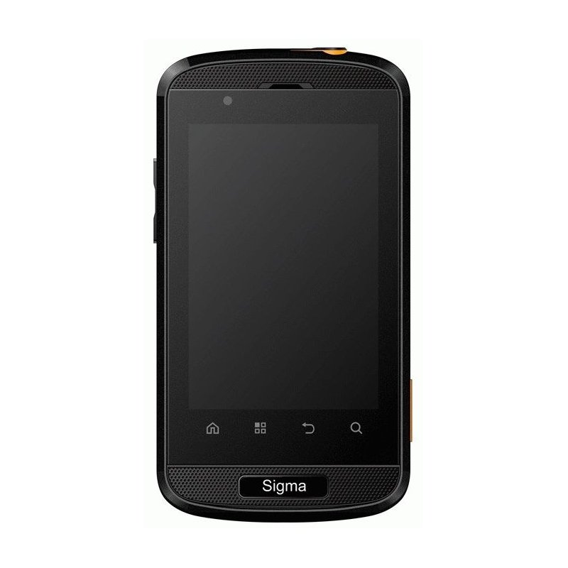 Sigma mobile X-treme PQ11 Black/Orange