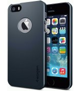 SGP iPhone 5/5s Case Ultra Thin A Metal Slate