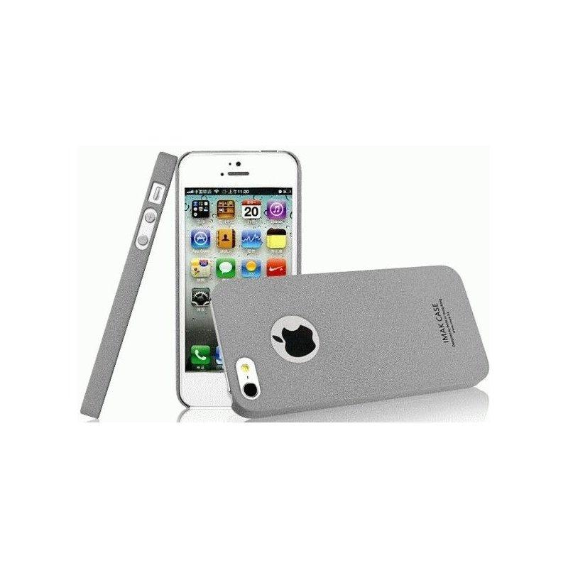 Накладка IMAK Cowboy для Apple iPhone 5/5S Grey