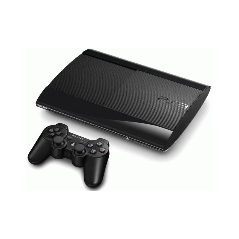 Sony PlayStation 3 Super Slim 12Gb (PS312GB CECH-4004A)