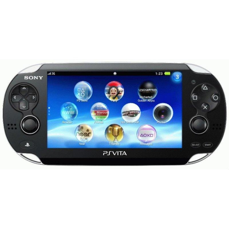 Sony PS Vita WiFi + 4Gb + Call of Duty Voucher