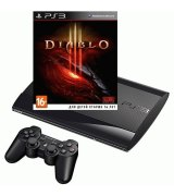 Sony PlayStation 3 Super Slim + Diablo III