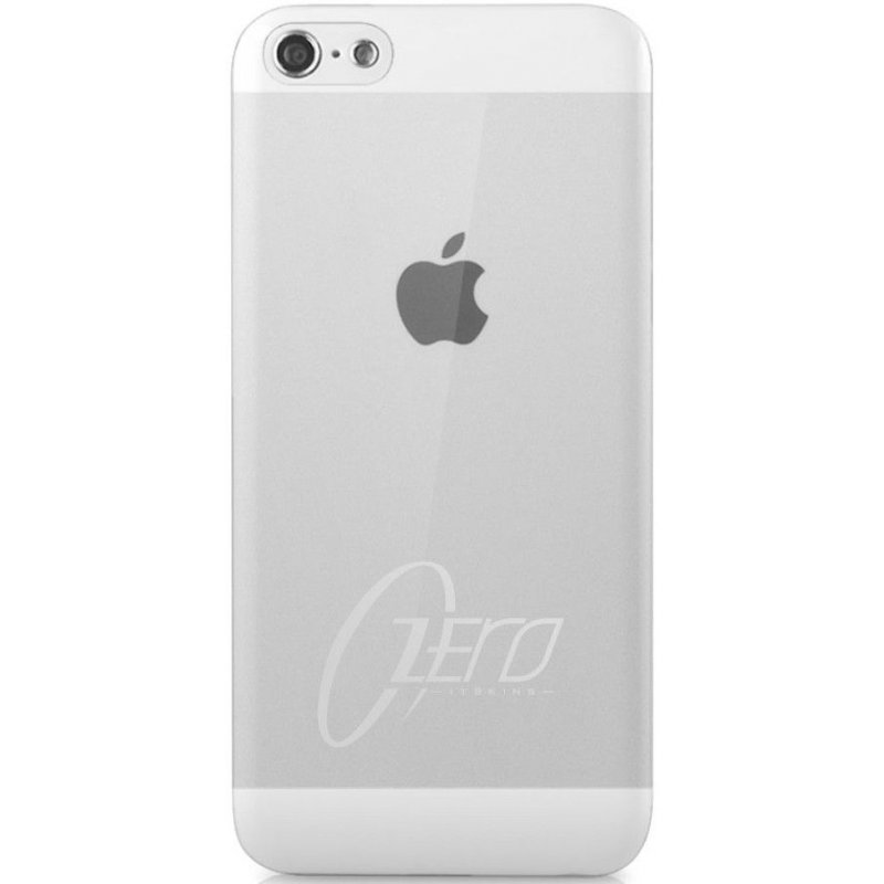 Накладка ITSkins Zero.3  для Apple iPhone 5C White