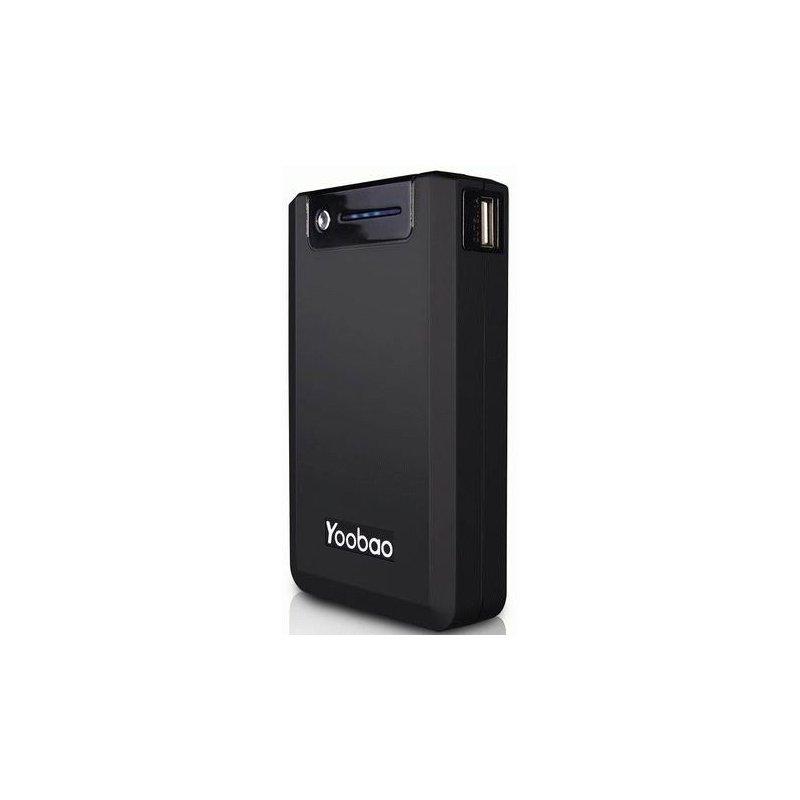 Внешний аккумулятор Yoobao Power Bank 13000 mAh Magic Box YB-655 Pro Black
